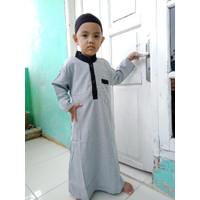 Baju Muslim Anak Laki Laki | Baju Gamis 4 – 5 - 6 tahun