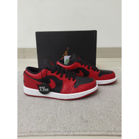 Nike Air Jordan 1 Low Reverse Bred BNIB ORIGINAL