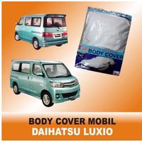 Body Cover / Sarung Mobil Penutup Debu Daihatsu Luxio