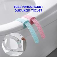 Tali Pegangan Pengangkat Dudukan Kloset WC Toilet Seat Lifter Alat Ang