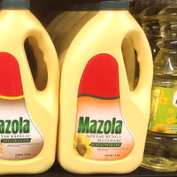 MAZOLA SUNFLOWER OIL BTL 1,5 L