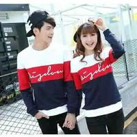Sweater Couple LP Wisdom Navy