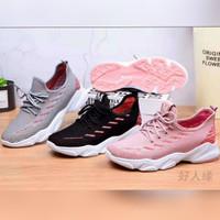 Sneakers Wanita Import 6709 3warna