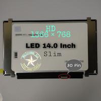 LED LCD Laptop Asus Vivobook A442 A442U A442UF A442UQ 14.0 Slim 30 pin