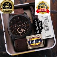 Jam Tangan Pria Merk Fossil Grand FS4656 & FS 4656 Original FullSet