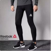 celana LEGGING PANJANG REBOK baselayer longpants manset training gym