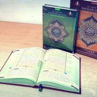 Quran HUFAZ B6 / Quran 12x17 cm - Hufaz - Terjemah - KECIL