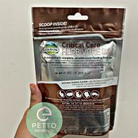 vitamin kelinci kura kura iguana oxbow critical care fine grind 100gr