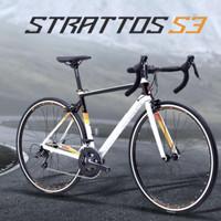 Sepeda Balap Roadbike POLYGON STRATTOS S3