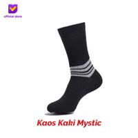 Kaos Kaki Motif Fashion Footstep Footwear - Mystic Socks