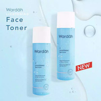 wardah lightening face toner 125 ml