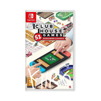 clubhouse games 51 worldwide classics nintendo switch game digital