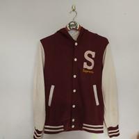 supreme varsity hoodie