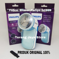 Electric Clothes Shaver Philips GC026 Fabric Shaver Philips GC026/00