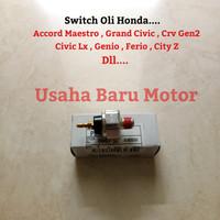 Switch Oli Oil Honda Grand Civic , Accord Maestro , Genio , Ferio Dll.