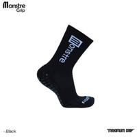 kaos kaki futsal pendek anti slip / monstre grip
