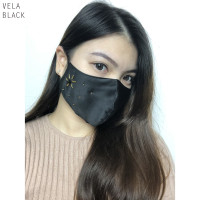 Masker Vela / Masker Kondangan / Masker Pesta