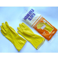 ONE MED Medical House Hold Gloves Non Sterile Glove Sarung Tangan APD
