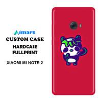 Custom Case Xiaomi Mi Note 2 Hardcase Desain Bebas