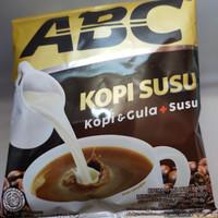 ABC KOPI SUSU BERAT 31 GR × 10 ISI 10 RENCENG