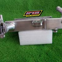 radiator alumunium ninja r rr spac new