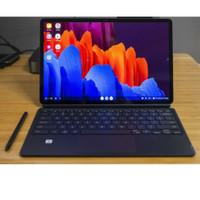 Samsung keyboard galaxy tab s7 5G 2020 original resmi sein