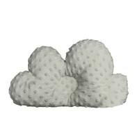 Bantal Peang Bayi Baby Loop Newborn Pillow Minky Riley - Awan