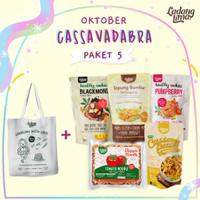 Paket Oktober Cassavadabra 5