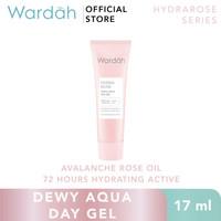 Wardah Hydra Rose Dewy Aqua Day Gel 17 ml