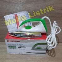 setrika maspion tkp380ex automatic iron