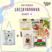 Paket Oktober Cassavadabra 6