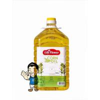 Lily Flower Corn Oil- Minyak Jagung 5 L
