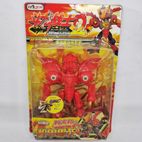 Mainan Robot Dragon Warrior set 568