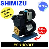Pompa air Listrik Shimizu PS 130 BIT ( ORIGINAL & TERMURAH )
