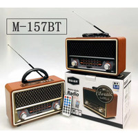 RADIO KLASIK JADUL RESTO MEIER 157MT FM/AM/SW AUX USB SCD BT