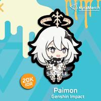 Keychain Genshin Impact Paimon