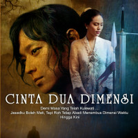 Novelet Romantis Cinta Dua Dimensi