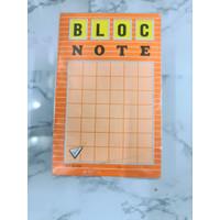 Block Note SEDANG NO 10 / Writting Pad Kecil Prima No. 10
