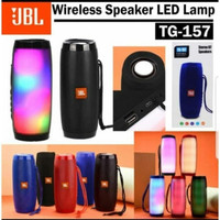 Speaker Bluetooth Wireless Portable JBL TG157 / Charge 2 Pulse Lights