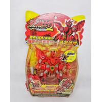 Mainan Robot Dragon Warriors MURAH / DRAGON WARRIORS 571-1/2/3