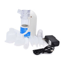 Taff OMICRON Terapi Pernafasan Ultrasonic Inhale Nebulizer OKA-517