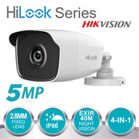 KAMERA CCTV 5MP OUTDOOR HiLook THC-B150-P 5MP Camera