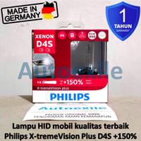 Philips Xtreme Vision Plus HID D4S Lampu Lexus ES350 Mazda CX5 Camry