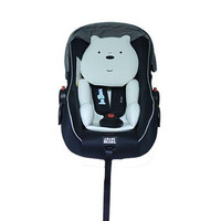 Cocolatte Infant Carrier We Bare Bears Ice Bears