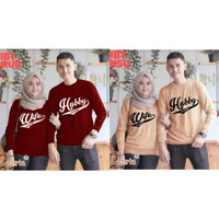Sweater Couple LP Hubby Wife 2