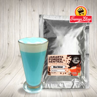 Bubuk Minuman Rasa Blue Velvet 1kg