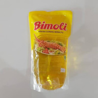Promo Minyak Goreng murah Bimoli kemasan 1 Liter Bisa Gosen dan Grab
