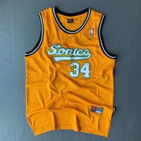 Jersey basket NBA swingman seattle supersonics sonics ray allen