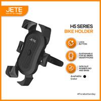 Holder Sepeda   Holder Universal JETE H5 Handphone Adjustable Lenght