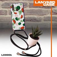 VIRAL!! Lanyard Case Anticrack Plus Tali Premium High Grade